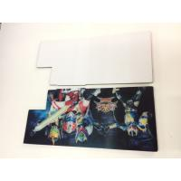 Buy cheap 3D Motion Moving PET 3D Lenticular Stickers CMYK Offset Prining For Kids Pencils from wholesalers