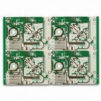 Buy cheap Lead Free HDI PCB with Copper Clad Laminates Sheet for Electronic Products from wholesalers
