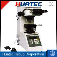 Buy cheap 50Hz / 60Hz Micro Vickers Hardness Tester HVS-1000 Digital Metal 5 - 2500HV from wholesalers