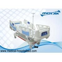 Buy cheap Luxury Full Electric Medical Hospital ICU Bed Sickbed For Elderly from wholesalers