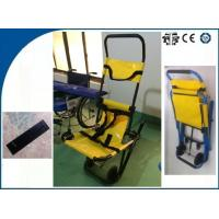 Buy cheap Small Space Ambulance Stair Chair / patient transport chair for medical from wholesalers