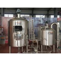 Buy cheap micro and commercial beer brewing brewery plant beer factory anmd plant from wholesalers