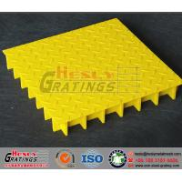 Buy cheap China Fiberglass Reinforced Polymer Grating Supplier from wholesalers