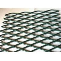 Buy cheap anti glare steel stretched mesh wire fencing expanded metal lath from wholesalers