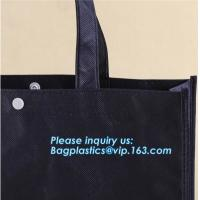 Buy cheap Hot sale fashional ecological non woven bag, Hot selling plain tote silk-screen printing non woven bags, bagease, pac pk from wholesalers