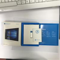Buy cheap FPP Key Online Activation Windows 10 Operating System 3.0 USB Flash Drive With Key Code Card from wholesalers