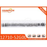Buy cheap Diesel Engine Camshaft For  12710-52G00-000 12710-52G00 SUZUKI G16B G16A from wholesalers