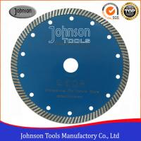"""Buy cheap Diamond Stone Cutter Blade For Dry And Wet Cutting , 7"""" Sintered Turbo Saw Blade Cutting Granite With Circular Saw from wholesalers"""