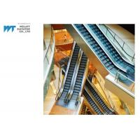 Buy cheap 800mm Step Width Shopping Mall Escalator With Aluminum Alloy Die Cast Material from wholesalers