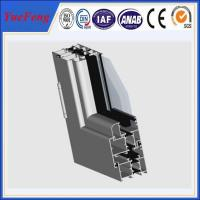 Buy cheap aluminum profile casement window price per kg/aluminium window profiles manufacture,OEM from wholesalers