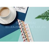 Buy cheap Colorful Attractive Baby Shower Paper Straws  Sturdy And Long Lasting from wholesalers