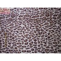 Buy cheap Leopard Printing Velboa (HZS--0037) from wholesalers