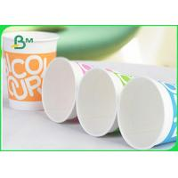 Buy cheap Eco Friendly Food Grade Uncoated Paper 170 - 210 Gsm Cup Stock Paper from wholesalers