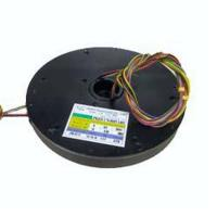 Buy cheap 5 Wires Pancake Slip Ring 170mm Outside Diameter Fiber Brush Technology For Print And Textile Industry from wholesalers
