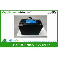 Buy cheap 12V 120AH long life time Lifepo4  Battery For EV & Solar PV Systems from wholesalers