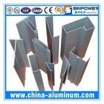 Buy cheap Powder Coating Roller Shutter Doors Aluminium Profile from wholesalers