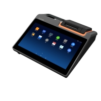 Buy cheap 1GB RAM Touch Screen POS Terminal With Window Scanner Camera from wholesalers