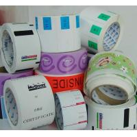 Buy cheap BOPP Waterproof Printed Labels for Labeling Stuff, Scrapbooking, Sealing Envelopes from wholesalers