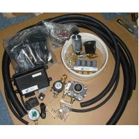 Buy cheap Full set 4cyl CNG Sequential Injection System Conversion Kits for automobile from wholesalers