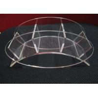 Buy cheap Clear Plexiglass Acrylic Display Case Durable For Makeup Organizer product