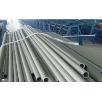 Buy cheap Ti-6AL-4V Rolled Titanium Condenser Tubes With Acid Cleaning / Mirror Surface from wholesalers