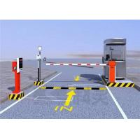 Buy cheap 1 Enter 1 Exit  RFID Parking Management System With IC ID Card TCP / IP Communicate product