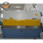 Buy cheap CE Rolling Sheet Metal Folding Machine , Hydraulic Sheet Bending Machine from wholesalers