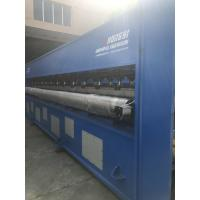 Buy cheap Pp , Pe , Cotton , Jute Automatic Punching Machine PLC Centralized Control from wholesalers