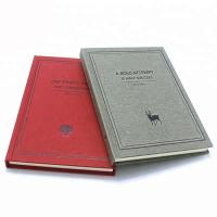 Buy cheap Hardcover Custom Printed Notebooks  , Personalized Custom Journal Printing from wholesalers