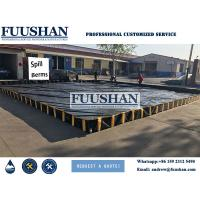 Buy cheap China Manufacture PVC Oil Spill Containment Berm from wholesalers
