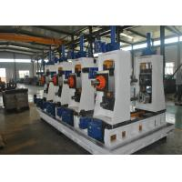 Buy cheap Full Automatic Square Tube Mill / Carbon Steel Welded Pipe Mill from wholesalers