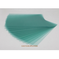 Buy cheap 3×6 Foot Flame Retardant Transparent Polycarbonate Sheet from wholesalers