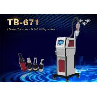 Buy cheap 755nm 1064nm 532nm Picosecond  Q Switched Nd Yag Laser Tattoo Removal Machine from wholesalers