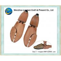 Buy cheap Premium Professional Adjustable Cedar Shoe Trees With European Size OEM from wholesalers