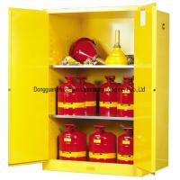 Buy cheap Liquids Flammable Safety Cabinet , Fire Resistant Cabinets Two Shelves Type from wholesalers