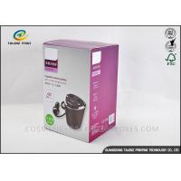 Buy cheap Recycled Large Packaging Boxes , Nice Packaging Boxes For Electronics Product from wholesalers