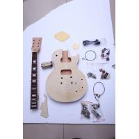 Buy cheap High quality low price handmade DIY TL SG ST LP guitar kit for sale from wholesalers