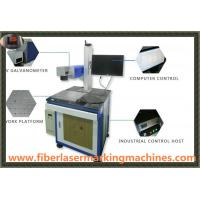 High Efficiency Uv Fiber Laser Marking Tools , Laser Marking Aluminum