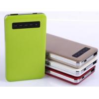 Buy cheap 11000mAH touch switch double output power bank product