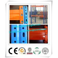 Buy cheap Warehouse Cold Rolled Steel Sections For Storage Racking System from wholesalers