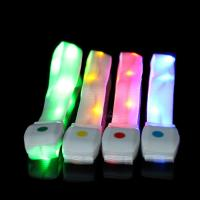 Buy cheap Remote Controlled Multi-Color LED Flashing Bracelet For Concert, Carnivals, Sporting Events, Party, Night Club from wholesalers