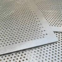 Quality Customized Hole Shape Perforated Metal Sheet With Durable Surface For Industry Use for sale