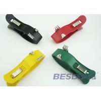 Buy cheap EKG Limb Clamp Metal Wireless ECG Electrodes For Banana / Din 4.0 Plug from wholesalers