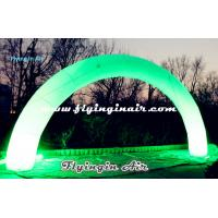 Buy cheap Led Inflatable Arch, Inflatable Light Gate, Inflatable Archway for Event from wholesalers