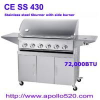 Buy cheap BBQ Grill Gas Brasil from wholesalers