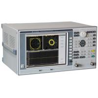 Buy cheap Dynamic Range 120dB Vectorial Network Analyzer With Touch Screen Function from wholesalers