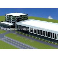 Buy cheap Prefabricated Light Metal Steel Buildings Recycled For Sports Stadiums from wholesalers