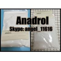 Buy cheap GMP Standard Anadrol Oral Anabolic Steroid Hormones Oxymetholone 434-07-1 For Muscle Gain from wholesalers