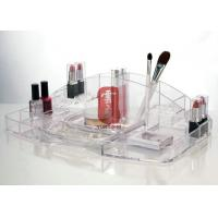Buy cheap Clear Cosmetic Acrylic Display Stands , Acrylic Countertop Display from wholesalers