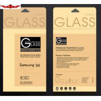 Buy cheap Class A Level 9H Japan AGC tempered glass screen protector for Samsung Galaxy S4 from wholesalers